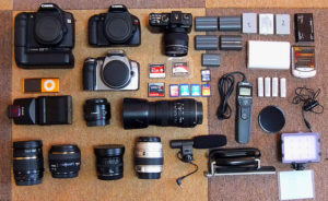 File:Items in Camera bag.jpg